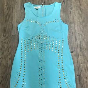 Nicki Minaj Sleeveless Dress